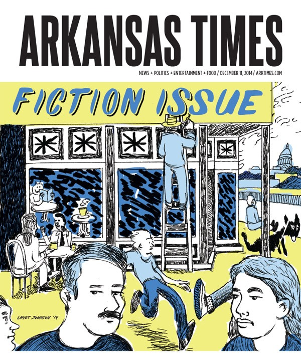 Fiction Issue