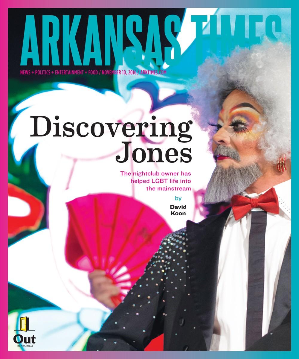 Discovering Jones