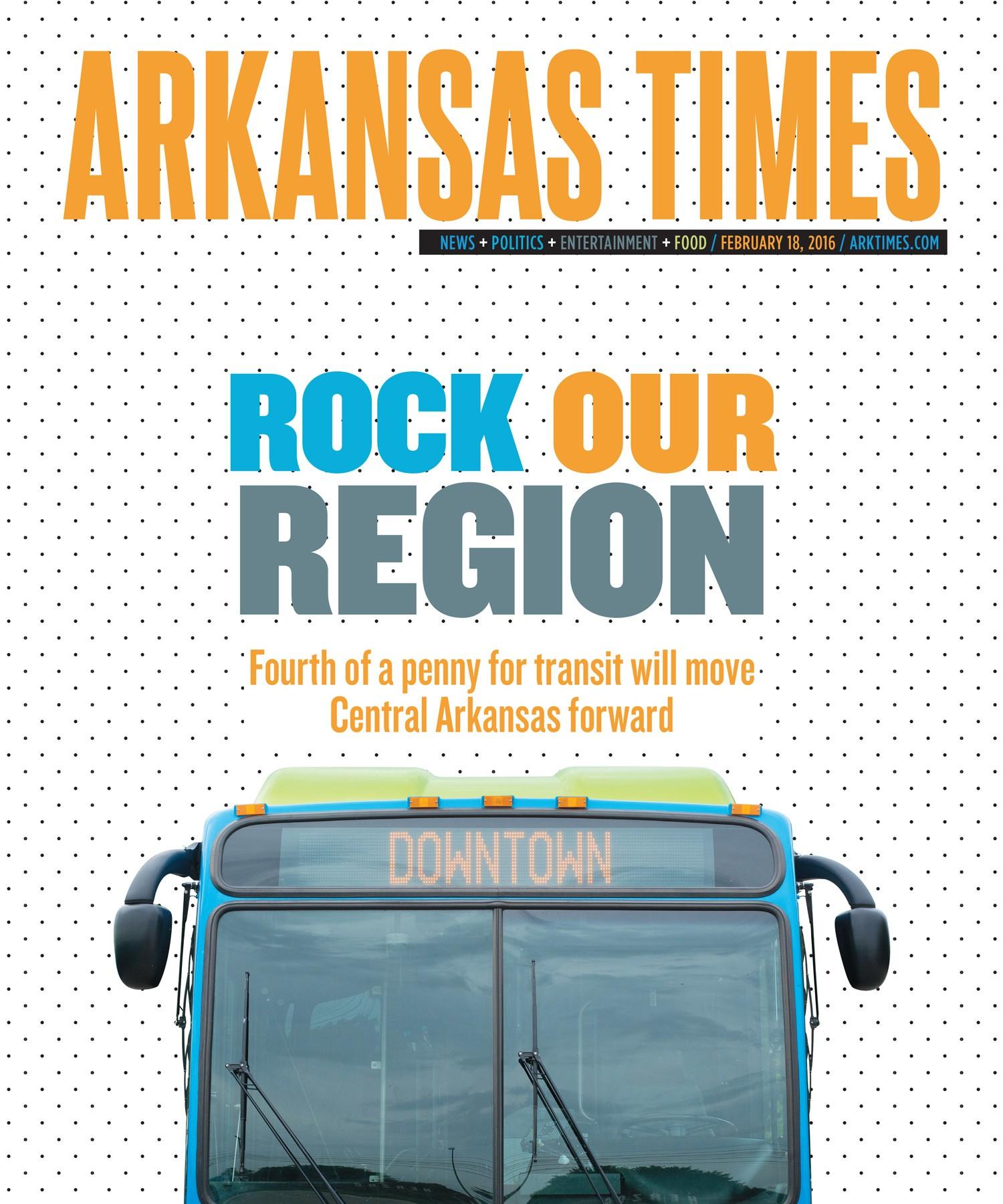 Rock our region