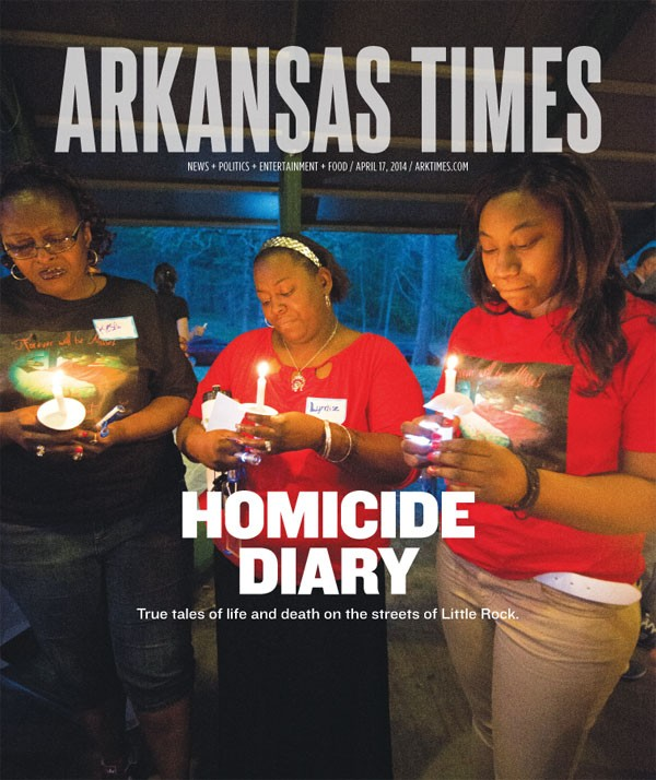 Homicide Diary