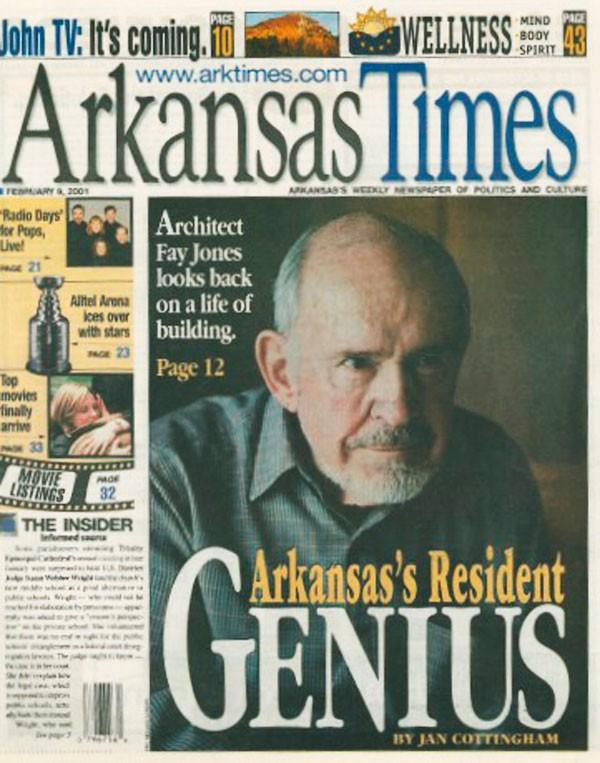 Arkanas's resident genius