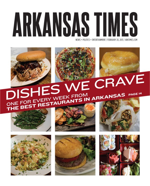 Best Restaurants of Arkansas 2013