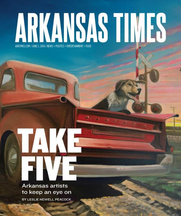 Five Arkansas artists you should know