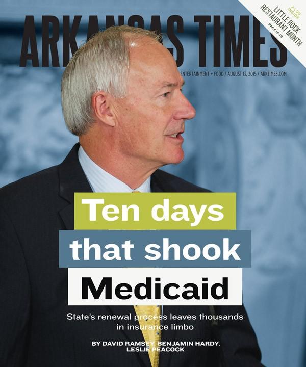 Ten days that shook Medicaid