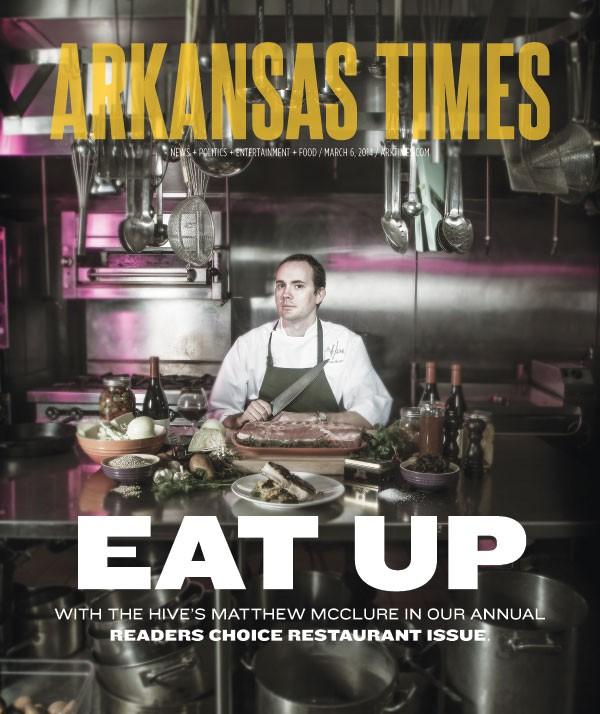 Readers Choice Restaurant Issue