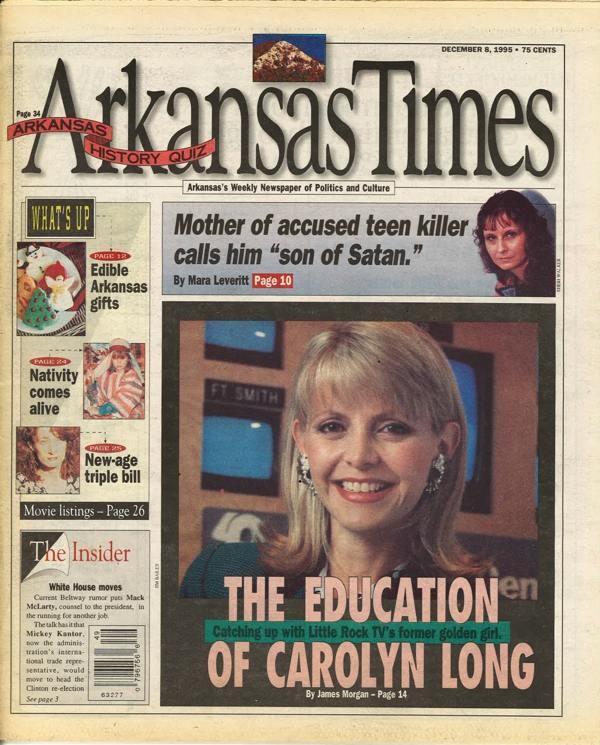 The education of Carolyn Long