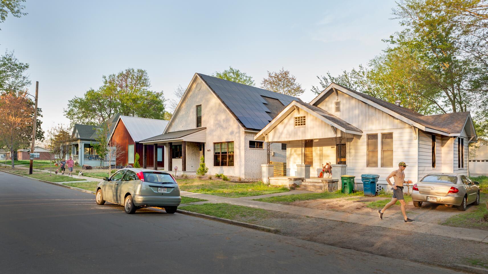 Image of 1600 Rock Street in Little Rock