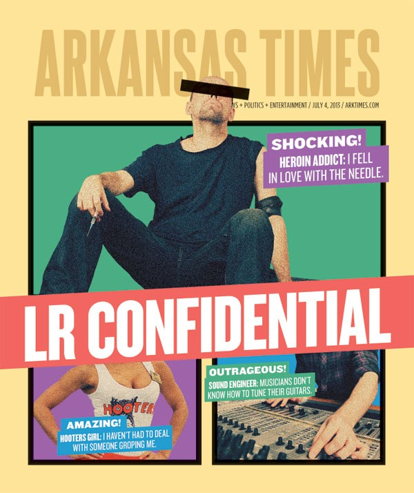 LR Confidential 2013