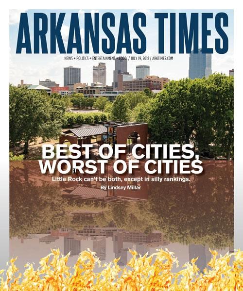 Best of cities, worst of cities
