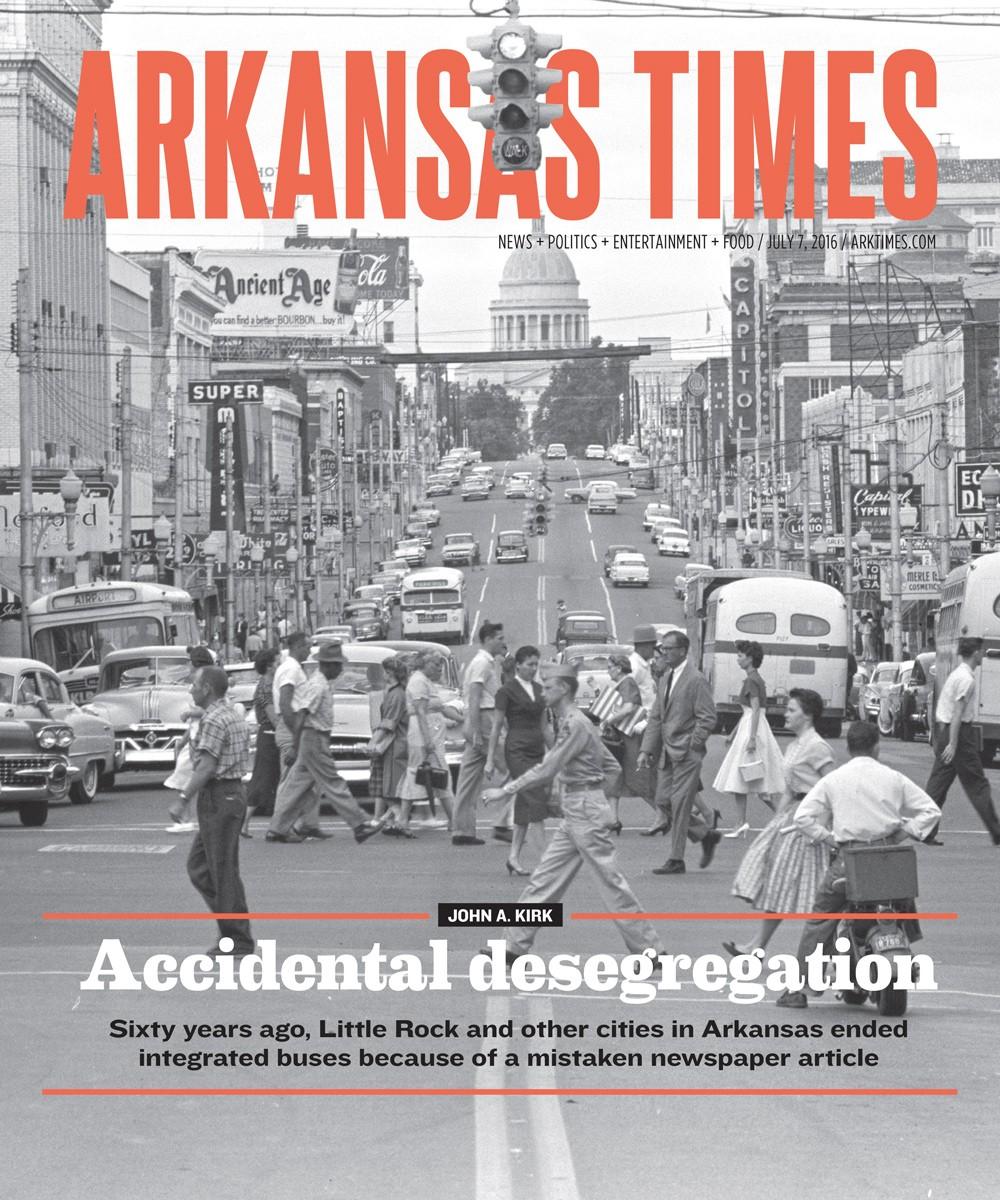 Accidental Desegregation