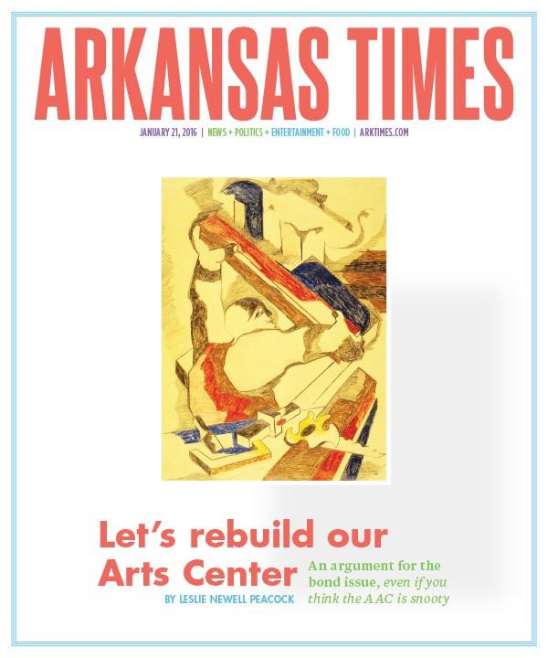 Let's rebuild our Arts Center