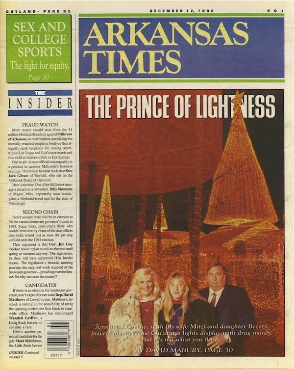 The prince of lightness
