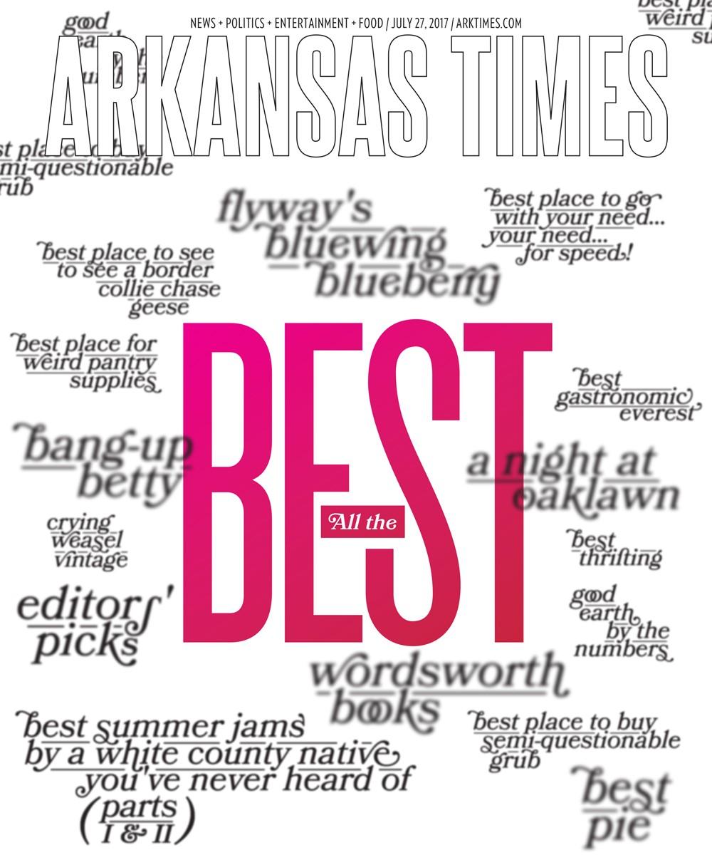 Best of Arkansas 2017