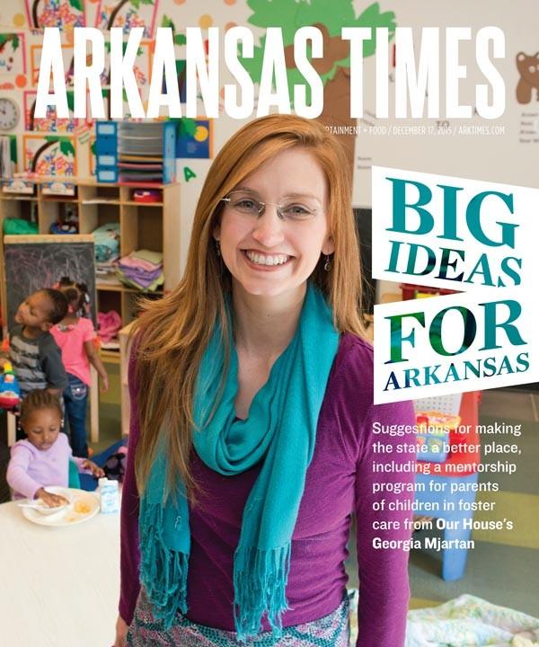 Big Ideas for Arkansas