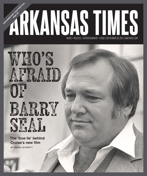 Who's afraid of Barry Seal?