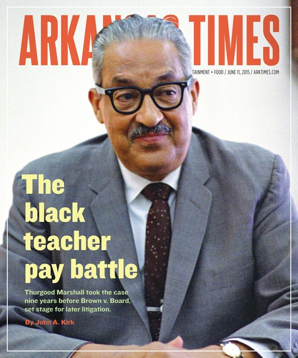 The black teacher pay battle