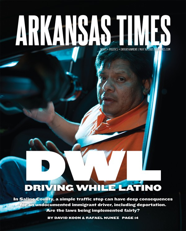 Driving while Latino