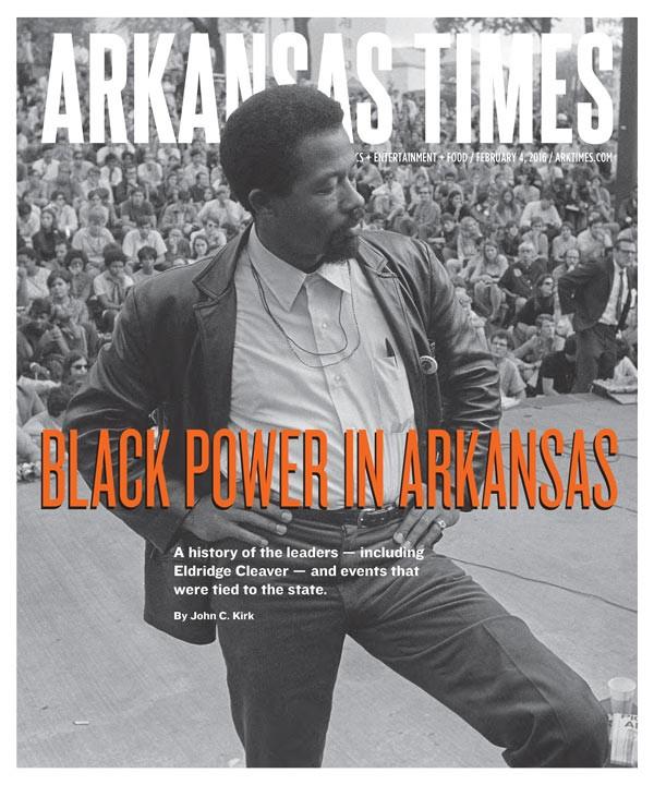 Black power in Arkansas