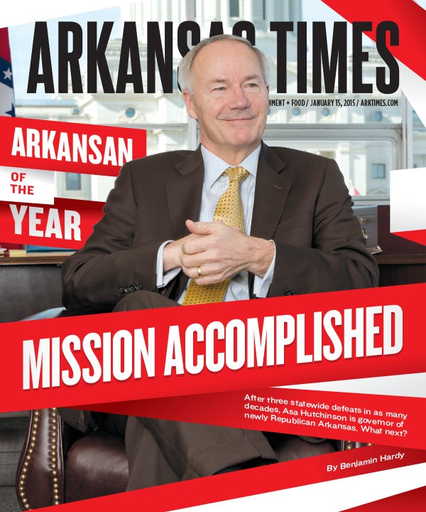 Arkansan of the Year