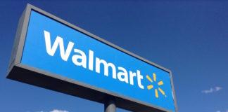 Image of Walmart sign