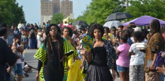 Africa Day Fest in the SoMa District