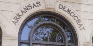 Picture of the Arkansas Democrat-Gazette building
