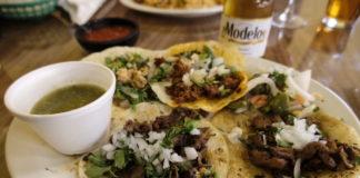 tacos at El Mezcal image