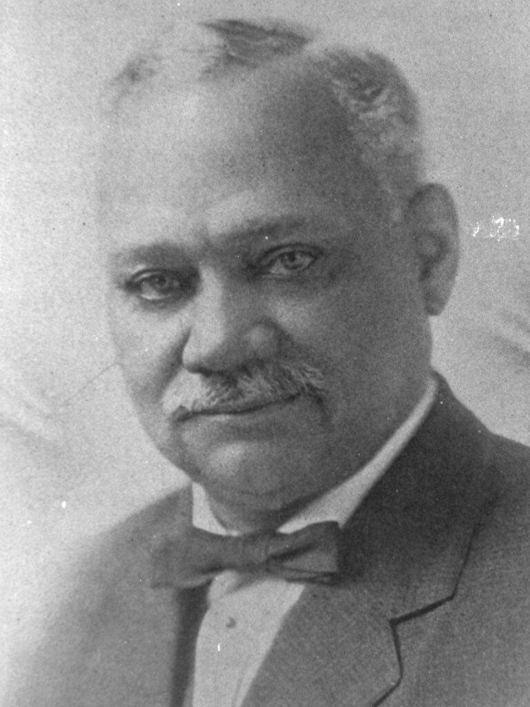 Little Rock lawyer Scipio Africanus Jones