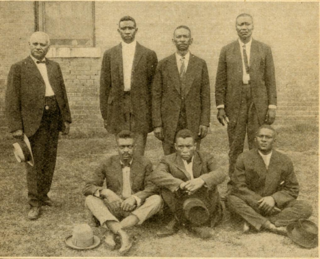 Photo of Scipio Africanus Jones