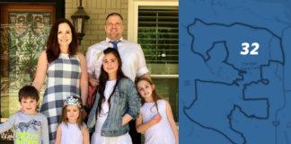 Ashley Hudson family