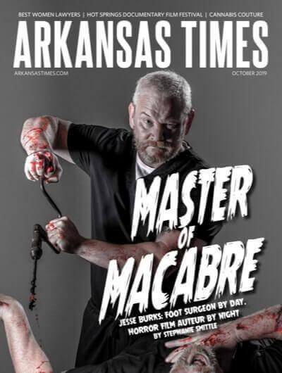 Master of macabre