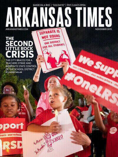 The second Little Rock crisis