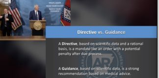 guidelinesvsdirectives