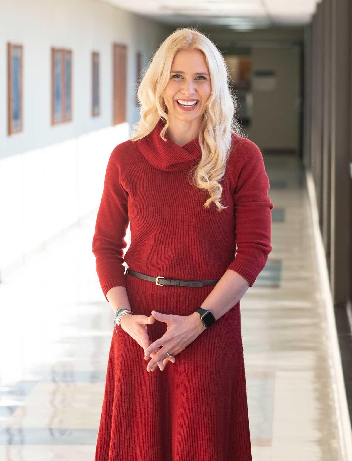 picture of Baptist Health's Dr. Amanda Novack