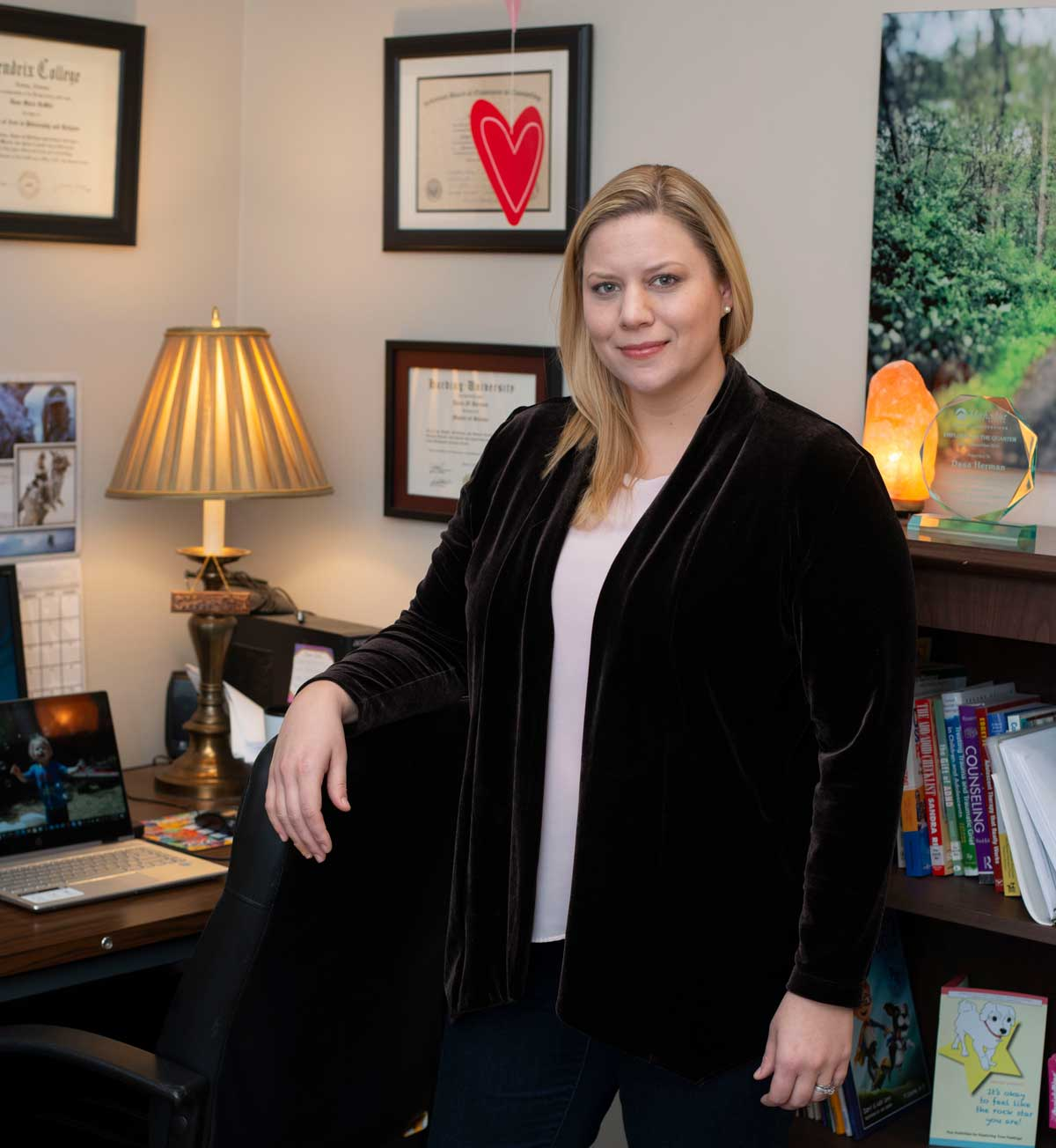 picture of Methodist Family Health therapist Dana Herman