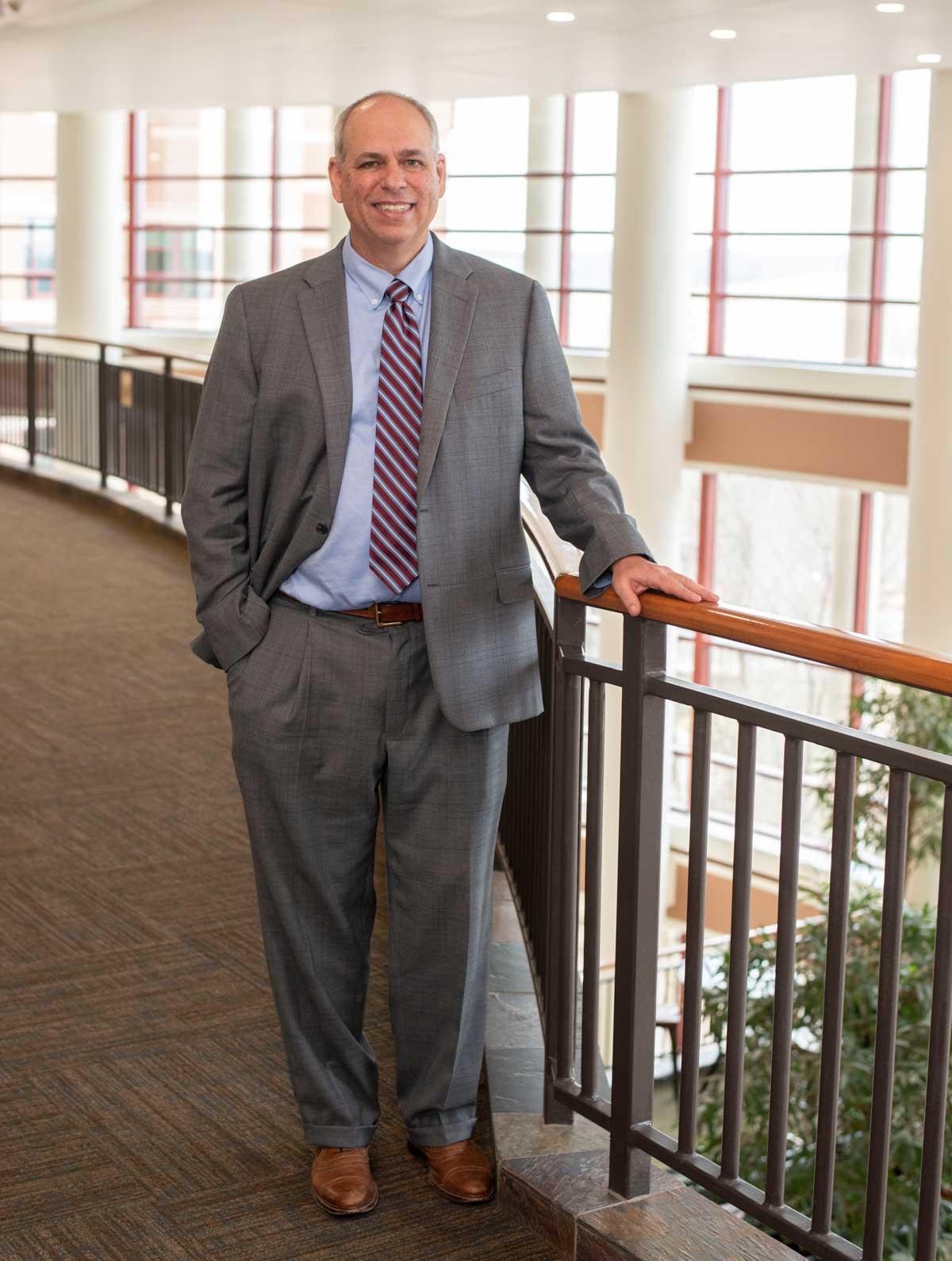 Picture of Larry Shackelford of Washington Regional