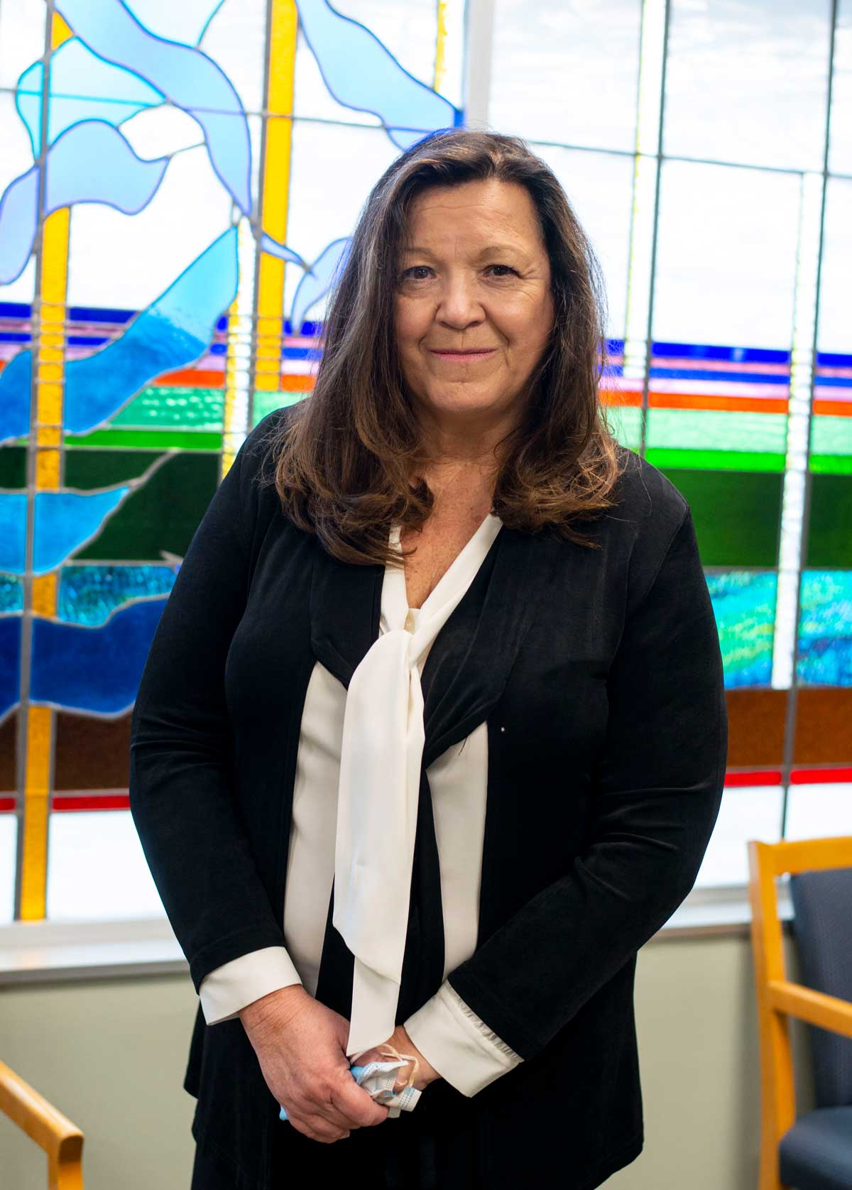 picture of Susan McDougal of UAMS