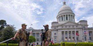patriots at the capitol