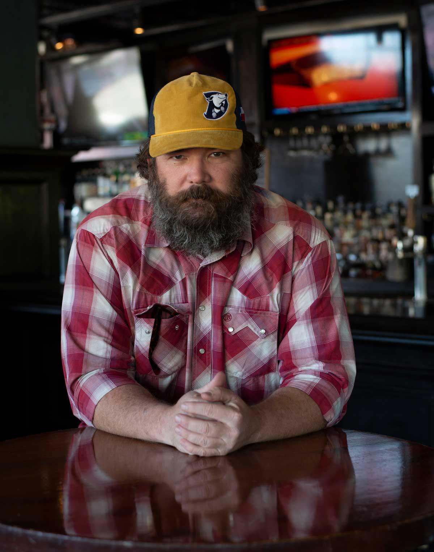 Picture of Little Rock restaurateur Daniel Bryant
