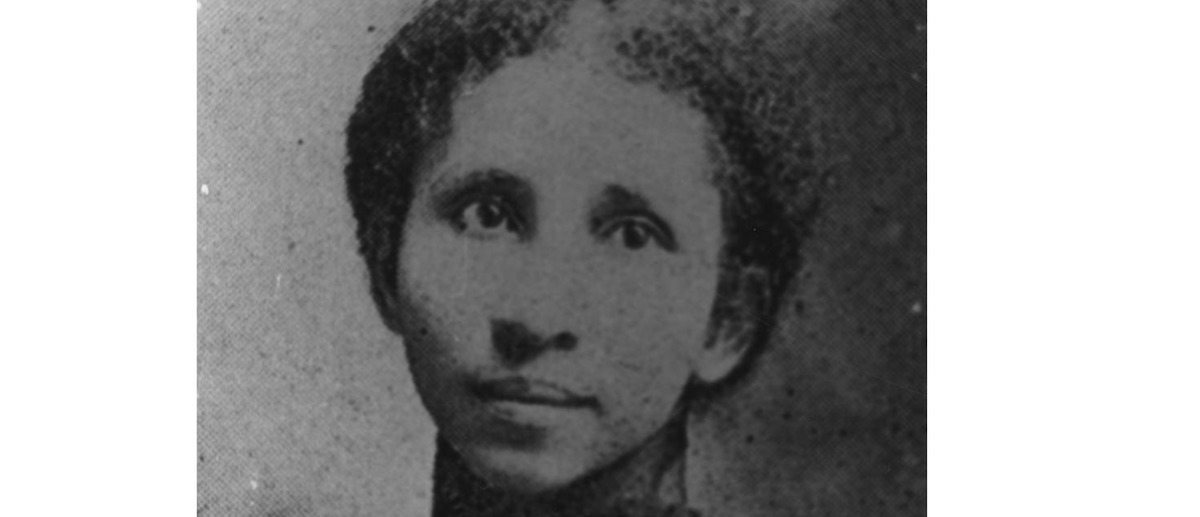 picture of Mary Jane Booker, former teacher at Arkansas Baptist College and speaker at emancipation celebrations in Arkansas